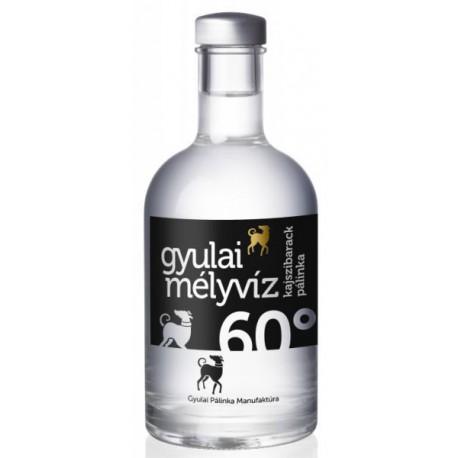 Gyulai Pálinka Mélyvíz kajszibarack pálinka 60°