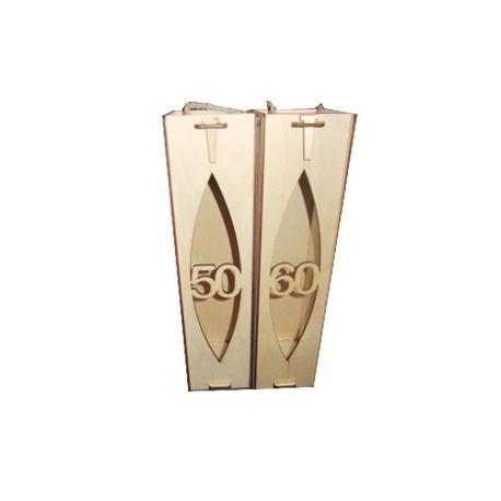 Fa dobozok, tartók, tasakok Évszámos Fadoboz