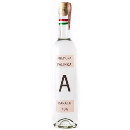 Anemona Őszibarack pálinka 40%