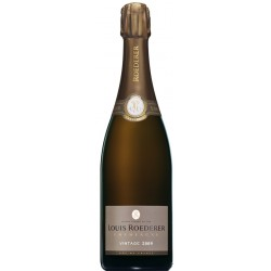 Louis Roederer Brut Vintage 2012 - Selection.hu
