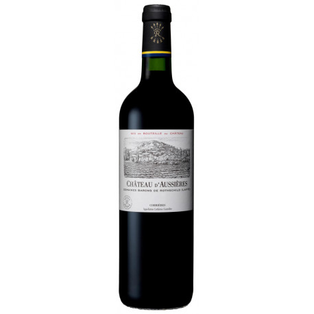 Rothschild Lafite Chateau d'Aussieres 2016 - Selection.hu