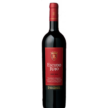 Baron Philippe De Rothschild Escudo Rojo Escudo Rojo 2016