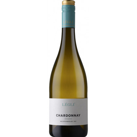 Légli Ottó Chardonnay 2019 - Selection.hu