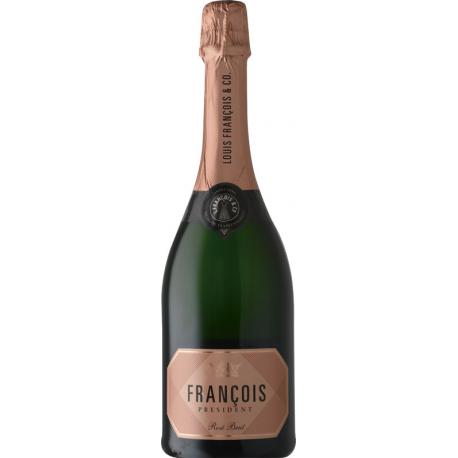 Francois Pinot Noir Rosé pezsgő 2016 - Selection.hu