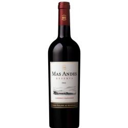 Mas Andes Cabernet Sauvignon 2015