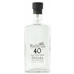 Matheus Silver Irsai Olivér 40°