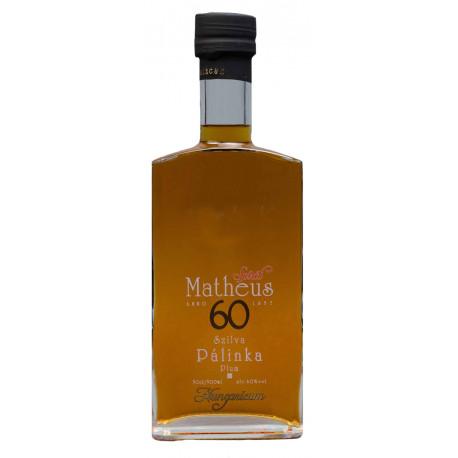 Matheus Spirit Szilva Pálinka 60%