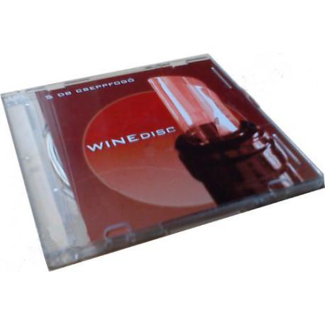 Cseppőr 5 db-os mini cd tokban