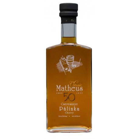 Matheus Classic Cseresznye 50%