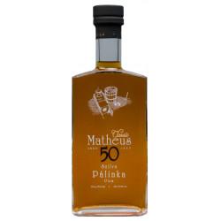 Matheus Classic Szilva 50%