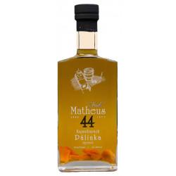 Matheus Fruit Kajszibarack 44% + díszdoboz