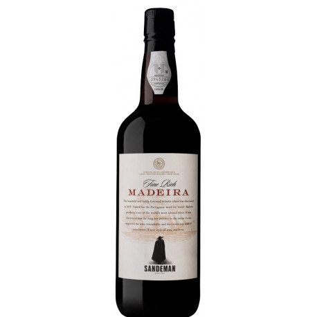 Sandeman Fine Rich Madeira - Selection.hu