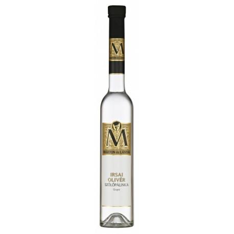 Márton és Lányai Irsai Olivér szőlőpálinka