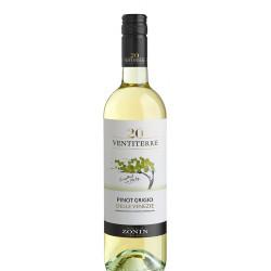 Zonin Ventiterre Pinot Grigio 2019 - Selection.hu