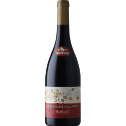 Vignerons de Bel Air - Beaujolais Villages Nouveau Natural 2019