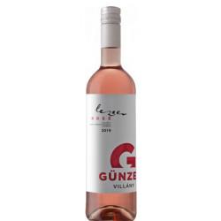 Günzer Zoltán Lezser Rosé 2020
