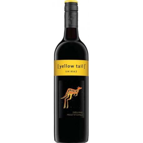 Yellow Tail Shiraz 2018 - Ausztrál vörösbor - Selection.hu