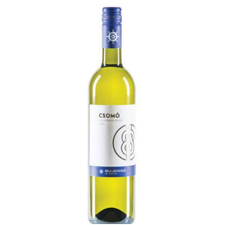 Bujdosó Sauvignon Blanc (Csomó) 2019 - Balatonboglári borvidék, magyar fehérborok | selection.hu