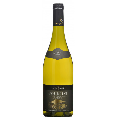 Guy Saget Touraine Sauvignon AOC 2017