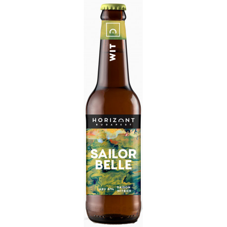 Horizont Brewing Sailor Belle 0,33l - Selection.hu