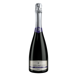 Garamvári Blanc Fleur extra dry pezsgő