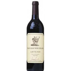 Stag's Leap Wine Cellars Napa Valley Cabernet Sauvignon Artemis 2015