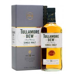 Tullamore Dew Single malt whiskey 14 éves