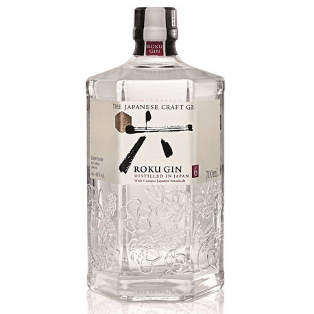Beam Suntory Roku gin 0,7l