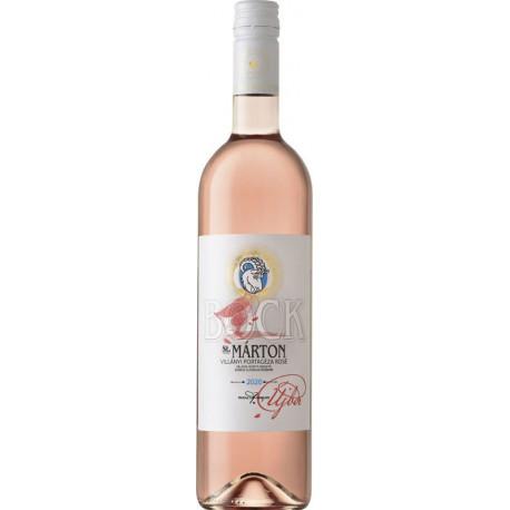 Bock Villányi Porta Géza rosé 2020 - Villány-siklósi borvidék, magyar rozé borok | selection.hu