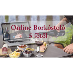 Online borkóstoló a Selection.hu-val! 6 fős csomag - Selection.hu