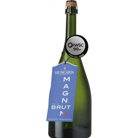 Hungaria '4' Magnum Chardonnay Extra Brut 1,5 L - Selection.hu