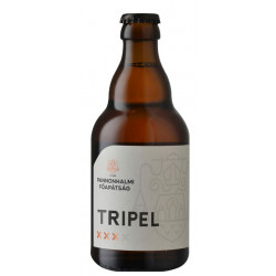 Apátsági Sörfőzde TRIPEL 0,33l Pannonhalmi Apátsági sör