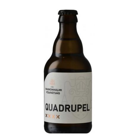 Apátsági Sörfőzde QUADRUPEL 0,33l Pannonhalmi Apátsági sör - Selection.hu