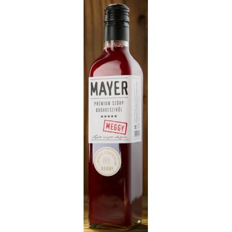 Mayer Szörpök Meggyszörp 0,5l - Selection.hu