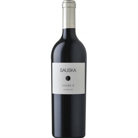 Sauska - Villányi Cuvée 5 2015 - Selection.hu