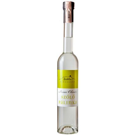 Borbély Pince Irsai Olivér szőlőpálinka 0,35l - Selection.hu