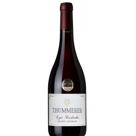 Thummerer Kadarka Grand Superior 2015 - Selection.hu
