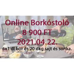Online borkóstoló a Selection.hu-val! 1 fős csomag - Selection.hu