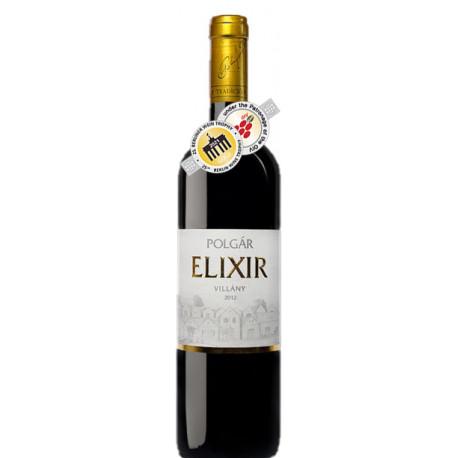 Polgár Elixír Cuvée 2012 - Selection.hu