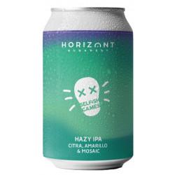 Horizont Brewing Selfish Games Hazy IPA - Selection.hu