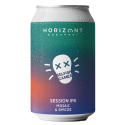 Horizont Brewing Selfish Games Session IPA 0,33l