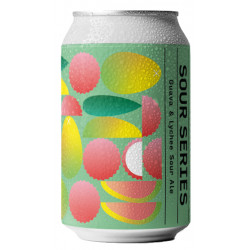 Horizont Brewing Guava & Lychee Sour Ale 0,33l - Selection.hu