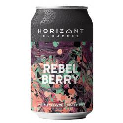 Horizont Brewing Rebel Berry 0,33l - Selection.hu