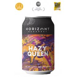 Horizont Brewing Hazy Queen 0,33 - Selection.hu