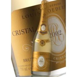 Louis Roederer Cristal Champagne 2012 díszdobozban