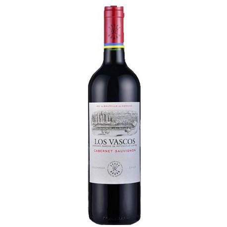 Vina Los Vascos Cabernet Sauvignon 2017 - Chilei vörösbor - Selection.hu